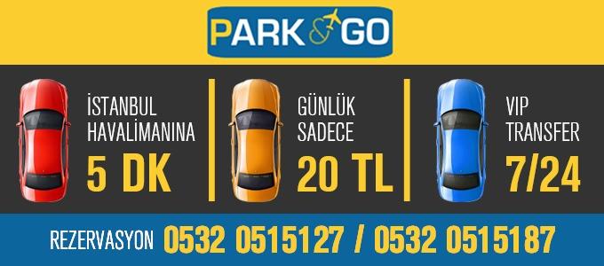 Park & Go-Yeni Havalimanı Otoparkı