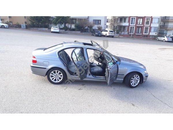 ODTÜ'LÜ DEVLET MEMURUNDAN SATILIK BMW 316İ