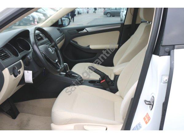2014 1.6 TDI 105 BG BMT MOTOR DSG TRENDLİNE PLUS YENİ KASA