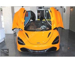 -HD MOTORLU ARAÇLAR-2018 McLaren 720S 0KM özel renk-vakum kapı