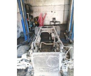 P38 range rover orjinal çıkma yedek parça mekanik kaporta