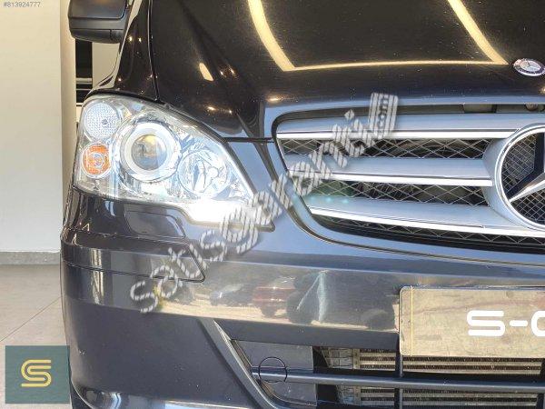 S-CAR dan 2014 VİTO 116 BLUETEC VİP PS4 IPAD UYDU AİRMATİC