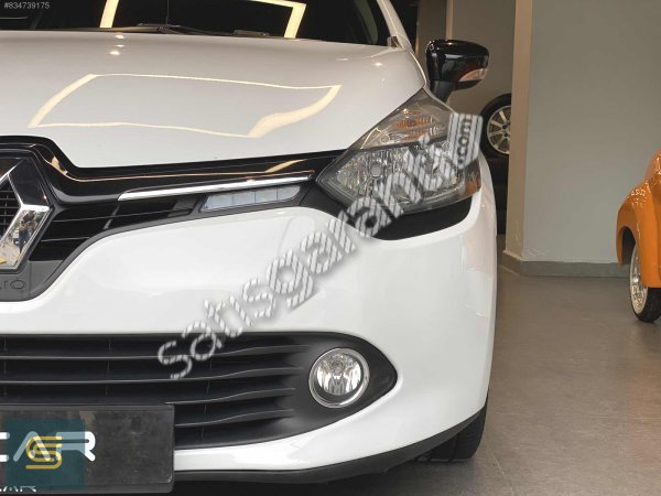 S-CAR dan 2015 RENAULT CLİO İCON OTOMATİK HATASIZ BOYASIZ