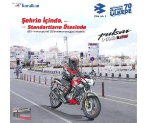 MÜKEMMEL BİR BAŞLANGIÇ PULSAR NS125 SIFIR KM ENJEKSİYONLU