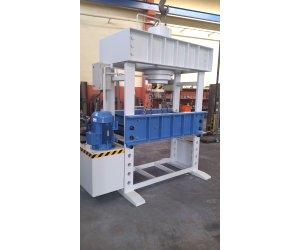 300 Ton Motorlu Hidrolik Atölye Presi - Hydraulic Workshop Pres