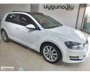 UYGUNOĞLU'DAN ORİJİNAL 2013 VW GOLF 1.6 TDİ BMT COMF CAM TVN DSG
