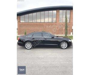 TAN OTOMOTİV AUDI A6 2.0 TDI 177 HP