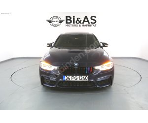 Bİ-AS MOTORS TAN BMW 3.20 İ ED MSPORT F30 KASA FINDIK TABA
