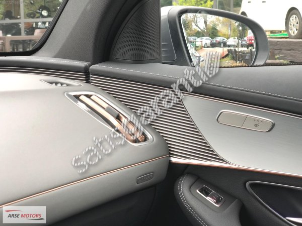 ARSE MOTORS 2020 MERCEDES-BENZ EQC 400AMG 4MATİC HEAD UP