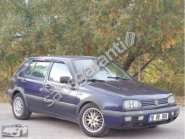 BAŞKENT MOTOR'S DAN VW GOLF 1.6 CL
