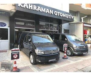 KAHRAMAN OTOMOTİV'DEN HATASIZ BOYASIZ CARAVELLE HIGHLINE 2.0 BMT