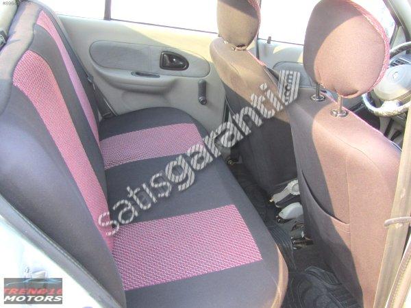 Clio Symbol 1.5 DCI Alize Sıfır Motor Bakımlı