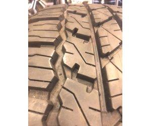 265/65 R17 M+S Bridgestone çıkma temiz lastik