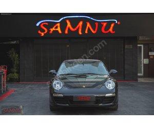 ŞAMNU'DAN 2011 PORSCHE 911 CARRERA BLACK EDİTİON