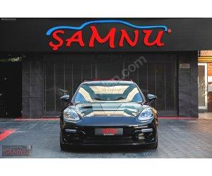 ŞAMNU'DAN 2021 PORSCHE PANAMERA 4S E-hybrid 560Hp Yeni Makyajlı