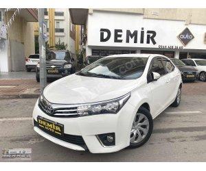 2016 Toyota Corolla 1.4 D-4D F1 Touch Otomatik Beyaz