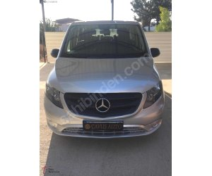 Antalya ilker Rent a car dan Mercedes Vito