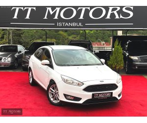 2015 MODEL FORD FOCUS 1.5 TDCİ TREND X