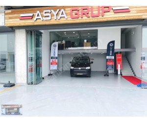 ASYA GRUP DAN 2018 5+1 UZUN ŞASE DSG 150 HP