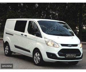 DAVRAZ Otomotiv 2016 Ford Custom 310S Delux 5+1 UzunŞase KLİMALI